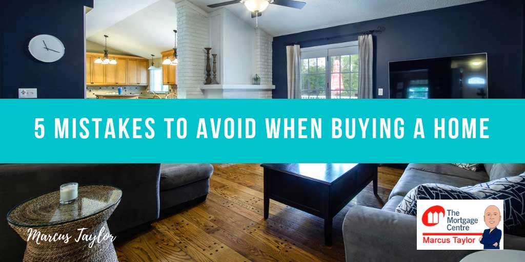 5 Mistakes to Avoid When Buying Your First House in Maple Ridge & Pitt Meadows, BC