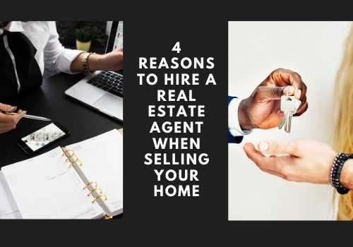 4 Reasons to Hire a Real Estate Agent When Selling Your Home in Maple Ridge, British Columbia